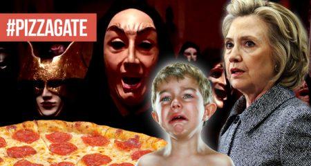 Pizzagate - hipersexualización