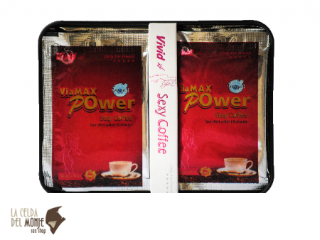Viamax Power Sexy Coffee